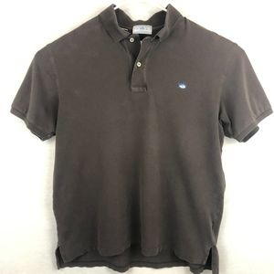Southern Tide Shirts - SOUTHERN TIDE | Brown Essential Skipjack Polo -XL